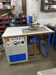 PEVA Films Welding machine