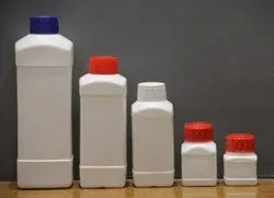 Hdpe Bottles - Amway Square Shape