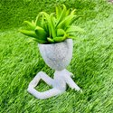 Yoga Planter