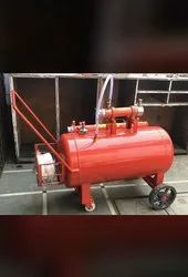 Mild Steel Freeze Fire 200 Foam Trolley
