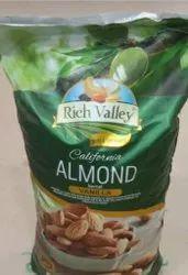 California Almond Nuts, Packaging Type: Vacuum Bag