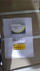 Hyocine Butylbromide Hyoscine Tablet, Healing pharma, 1*10