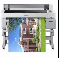 Epson Plotter, Finance Facility
