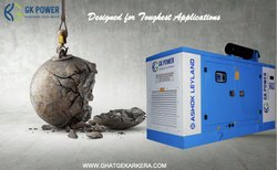 al Three Phase 160 Kva Diesel Generator