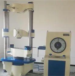 Steel UTM Universal Testing Machines, Capacity: 20 T