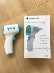 Medical Noncontact Ir Infrared Thermometer