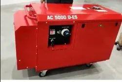 5 KVA Silent Diesel Generator