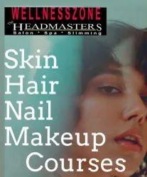12- 2pm 5 Makeup, Skin, Hair, Nail Courses