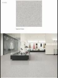 Double Charged polished Vitrified Floor Tiles, Thickness: 5-10 mm, Size: 60 * 60 in cm