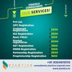 Legal Trademark Registration, Registered Period: 3days