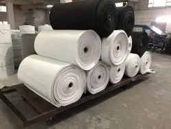 TJIKKO White Eva Foam Roll, For Sport And Craft, Thickness: 2mm To 50mm