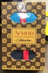 Arvind Men's Pant Shirt Combo Pack, Machine wash