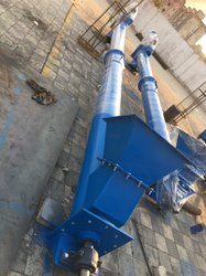 Carbon Steel Screw Conveyor