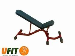 U Fit Adjustable Benche