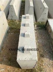 Solid Cuboid Concrete Lego Blocks