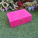 Velvet Suede Boxes