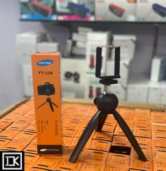 Yt228 Camera Tripod With Mobile Mount