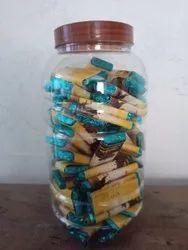 Rectangle Homemade Chocolate, Box Capacity: 75 Pieces