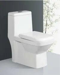 One Piece Toilet Seat Fogo