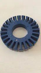 Rotor/Stator Slot Insulation Coating