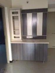 Rectangular Wooden Dressing Table, For Home