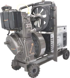 Water Cooled Diesel Generator