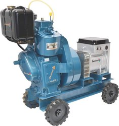 10 KVA Air Cooled Generator