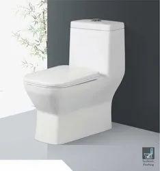One Piece Toilet Monalisa