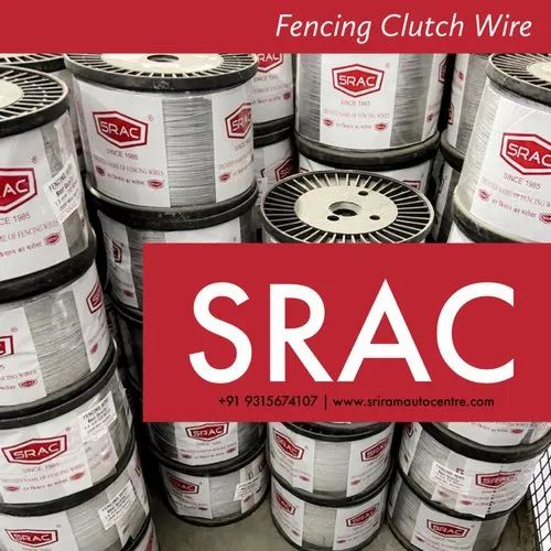 Fencing Clutch Wire.