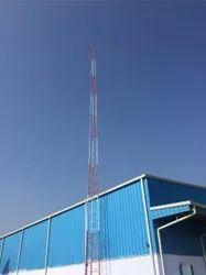 45 Meters G.i RF Tower