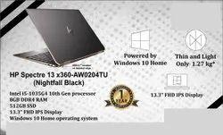 HP Spectre 13 X360-AW0204TU (Nightfall Black)