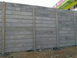 Heavy Height Prestressed Wall