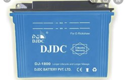 DJDC 1800, 12 V