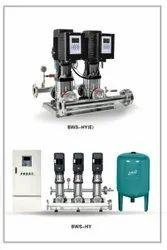 Industrial Pressure Booster Pumps