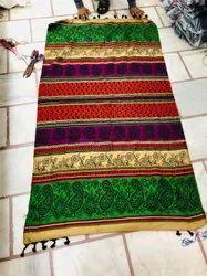 Own Product Women Shawl Kala Tana, Size: Full Size