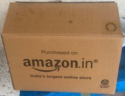 Amazon Printed Corrugated Box