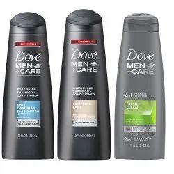 Dove Shampoo 2 in 1 355mL