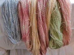 Dyed Cotton Fancy Yarn / 2 Tone Yarn