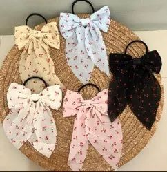 Bows Hair Rubber Bands