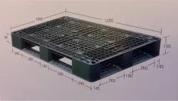 Nlp1210Hl New Plastic Pallets For Export And Storage