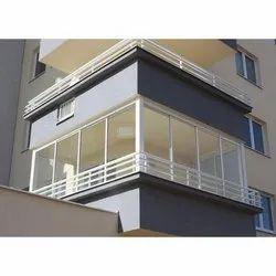 Aluminium Balcony Covering