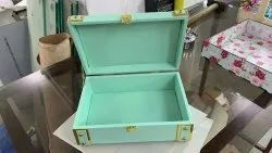Leatherette Trunk Boxes