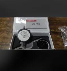 Werka Measuring Instruments, For Measurement, Packaging Type: Plastic Box