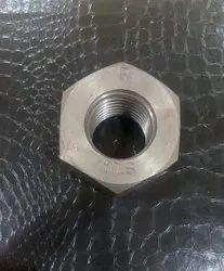 High Tensile Steel 30 X3.5 Hex Nut