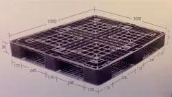 Nlp1010Hl New Plastic Pallet For Export And Storage