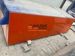 Composite Marble, Thickness: 16 mm, Unit Size: 8x2.5