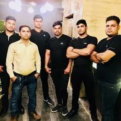 Xcellent Services We Provide Hotel Restaurant Male Female Staff, Sofa Cleaning Marble Polishing And Cctv Camera