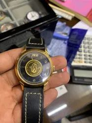Men Square Vintage Watches, For Daily