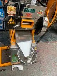 Automatic Kalsi Sugarcane Machine With 2 Hp Crompton Motor