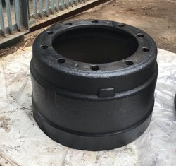 Cast Iron Brake Drum, Trucks, Model Name/Number: Bharat Benz